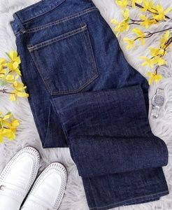 J. Brand Gunnar Dark Wash Straight Leg Jeans